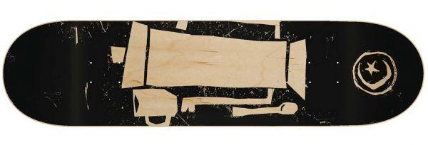 Foundation Tea Service Skateboard Deck 8.5