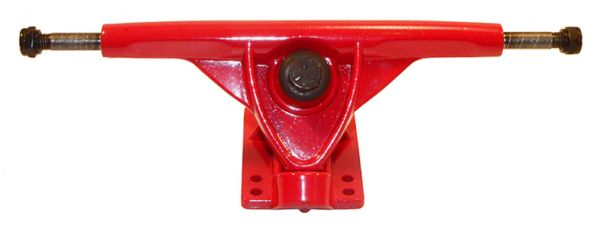 Amok Downhill Achse 180mm Red