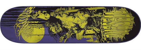 Creature Bestial Russel Skateboard Deck 8.5