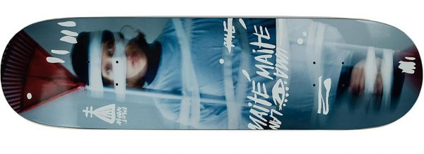 UMA Landsleds Maite Taped Up Skateboard Deck 8.25