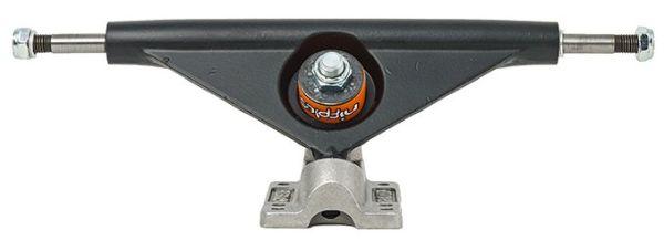 Tracker Truck 180mm Fastrack Black Hangar with Nipple Bushings