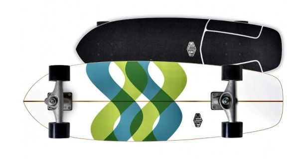 "Carver X Triton Surfskate Signal CX 31"""