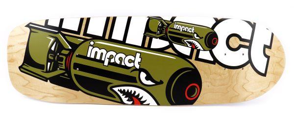 Impact Cruiser Deck Fat Boy 10x33