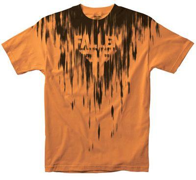 Fallen T-Shirt Acid Orange M