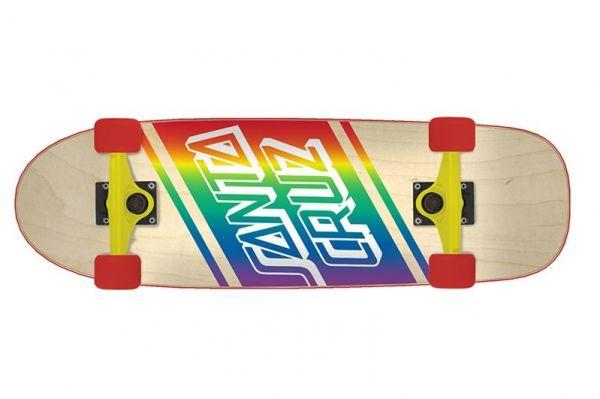 Santa-Cruz Cruiser Street Skate 8.8