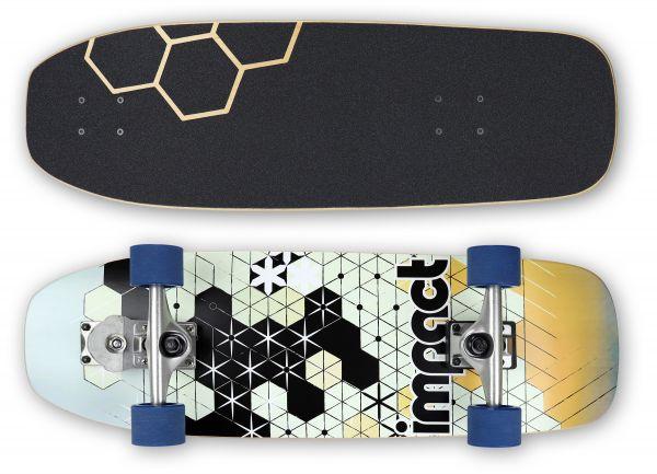 """Impact Surfskate """"Tokyo Sunset"""" Radical Surf"""