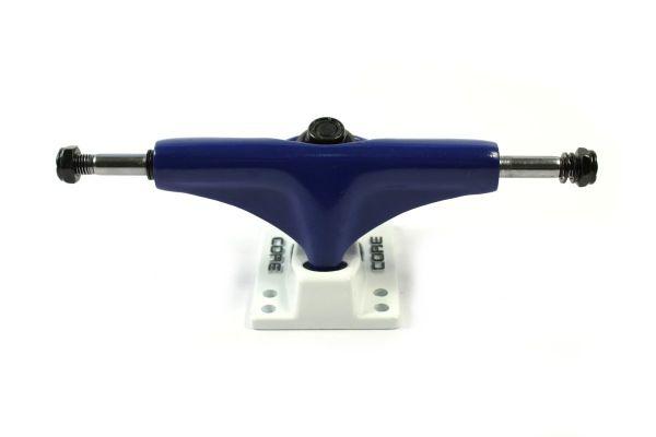 Core Trucks Skateboard Achse blau/weiss 5.0