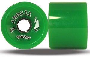 ABEC 11 Classic BigZigs 81A 75mm
