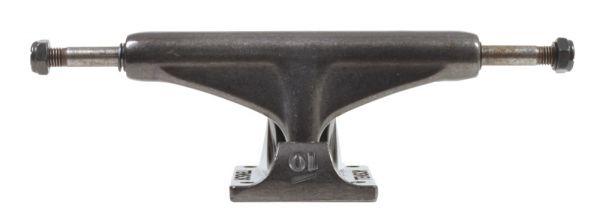 Tensor Trucks Skateboard Achse Alu Gloss Clear Schwarz 5.25