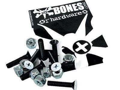 "Bones Hardware 1"" Kreuz"