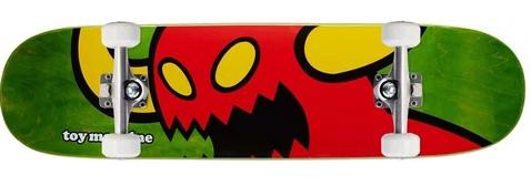 Toy-Machine Vice Monster Komplett Skateboard 7.75
