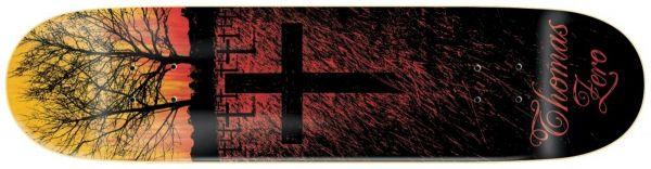 Zero Thomas Life & Death Two Tone R7 Skateboard Deck 8.13