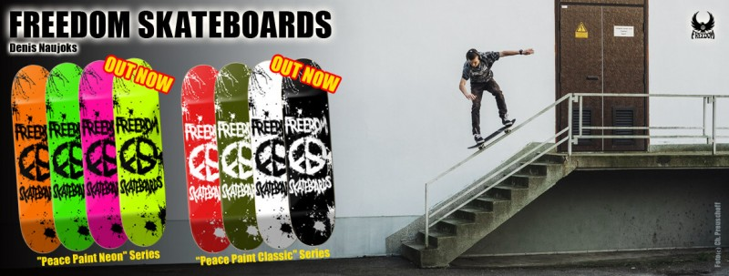 Freedom Skateboards