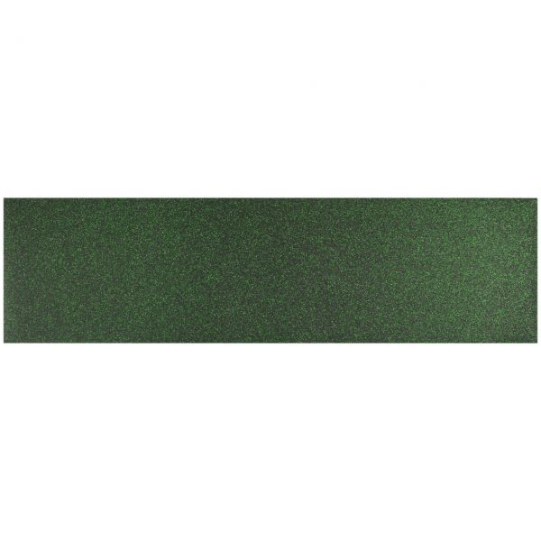 Black Diamond Skateboard Griptape Green Glitter