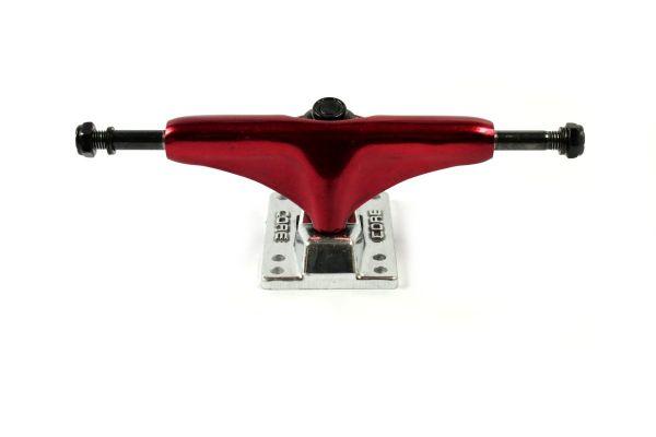 Core Trucks Skateboard Achse metallic rot/silber 5.0