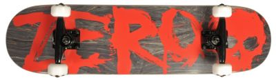 Zero Team Blood Blk Red Komplett Skateboard 7.75