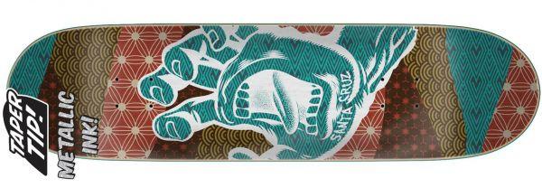 Santa Cruz Monyo Hand Taper Tip metallic 8.25