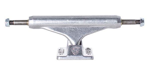 Independent Trucks Skateboard Achse Polished Mid 144