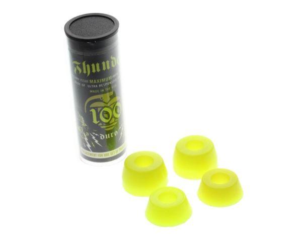 Thunder Bushings 100A Yellow