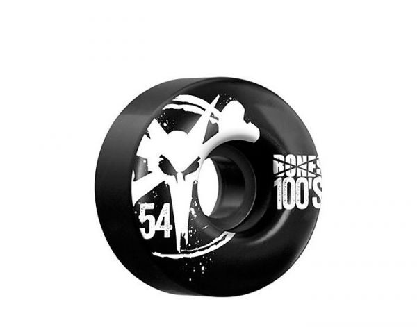 Bones Wheels Skateboard Rollen 100s OG 13 black 100A 54mm