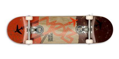 MOB Skateboards Airlines Komplettboard - 8.25