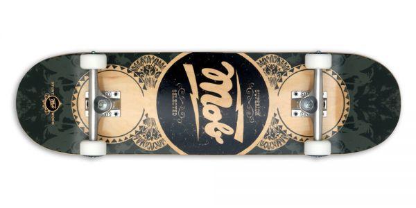 MOB Skateboards Komplettboard Gold Label - 8.5