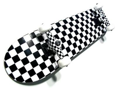 Checkered Moose Komplett Skateboard 7.87 Inch
