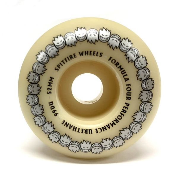 Spitfire Skateboard Rollen F4 Repeaters Classic Full 99A 52mm
