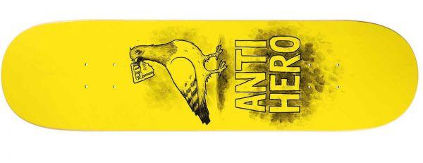 Anti Hero Team Budgie Skateboard Deck 7.75