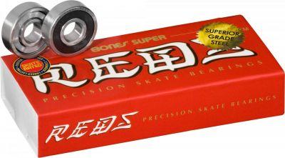 Bones Super REDS Skateboard Kugellager