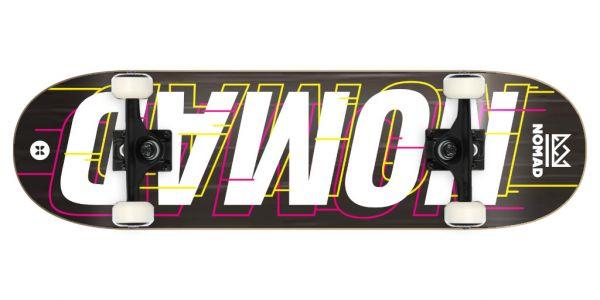 Nomad Glitch Black Komplettboard - 7.875