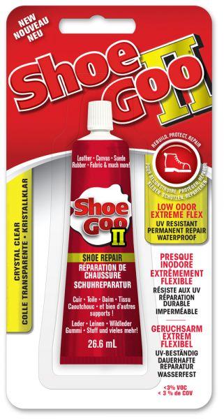 Shoe-Goo II Tube Clear 26,6 ml