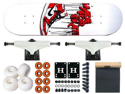 Made for Skate Jordan Komplett Skateboard 7.5