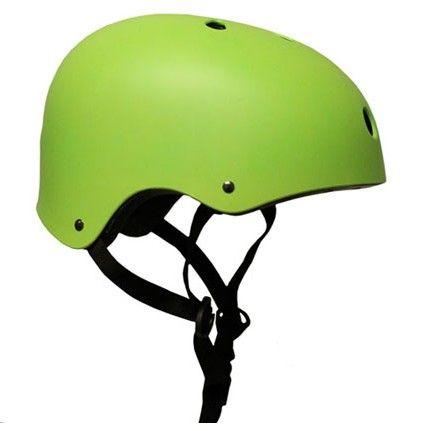 Krown Helm Neon Green
