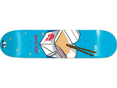 Enjoi Hsu Maggots Resin7 Skateboard Deck 8.25