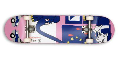 MOB Skateboards Elephunk Complete - 8.0