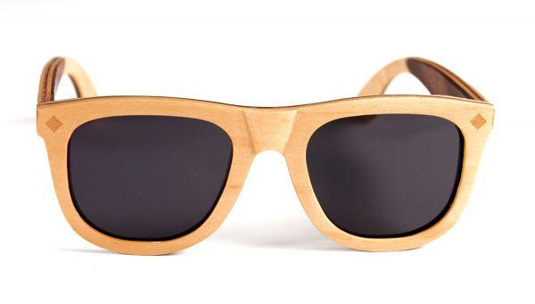 Core Wood Sonnenbrille Ralph Smoke