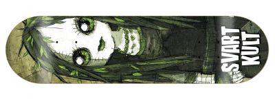 Svart Kult Otra-Ninia Skateboard Deck