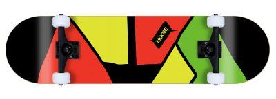 Moose komplett Skateboard 80s Jacket