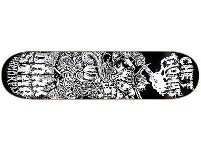Darkstar Thomas Barbeque AP Skateboard Deck 8.0