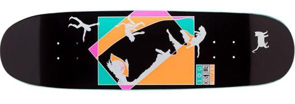 Welcome Miller Faces Catblood 2.0 Skateboard Deck 8.75