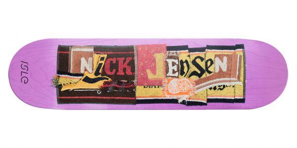 ISLE Pub Series Nick Jensen Deck - 8