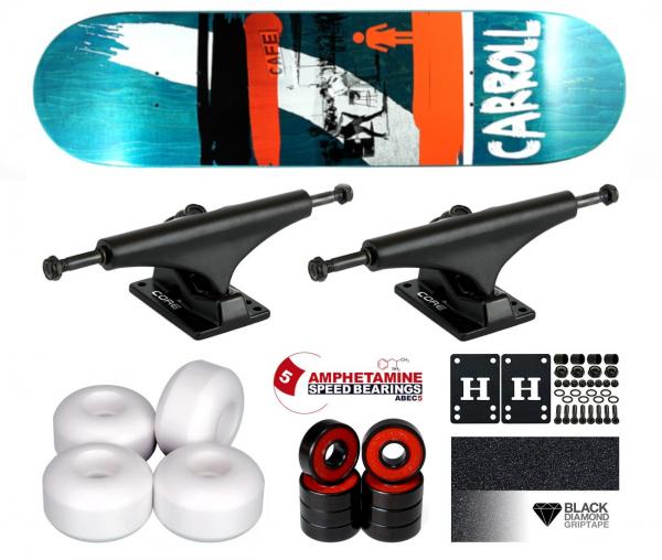Girl Carroll Darkroom Komplett Skateboard 8.125