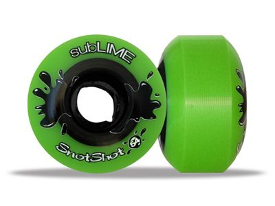 Sublime Skateboard Rollen SnotShots 54mm