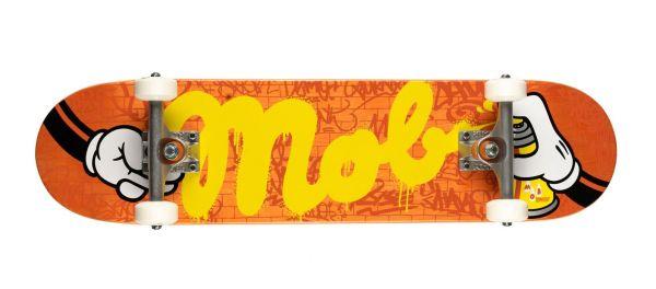 MOB Skateboards Tool Spray Mini Komplett Skateboard 6.50