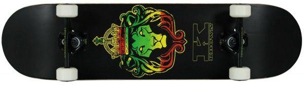 Krown Pro Judah Lion Complete Skateboard 8.0