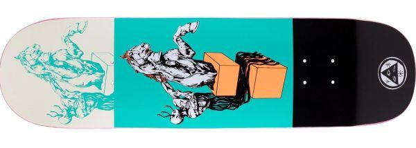 Welcome Hierophant on Bunnyip Skateboard Deck 8.5