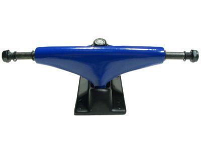 Amok Skateboard Achse blau/schwarz 5.0