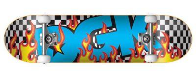 DGK On Fire Komplettboard - 7.75