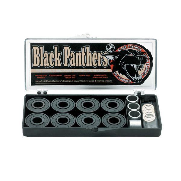 Black Panthers ABEC 3 Kugellager